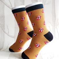 ROCKSOCK Caramel Brown/ ladies socks