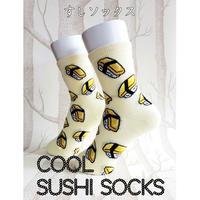 すしソ クリームイエロー/ Sushi Socks