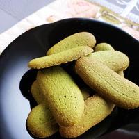 ふくふくラングドシャ/ Homemade biscuit 'langue de chat'
