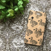 iPhone手帳型ケース(BIRDS)/ Book-style iPhone case