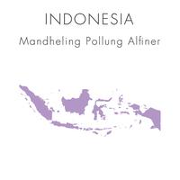 【インドネシア】マンデリン ポルン・アルフィナー - 200g