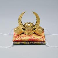 221-02 黄金兜 徳川家康