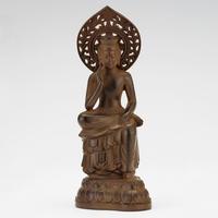 257-04 弥勒菩薩(茶)