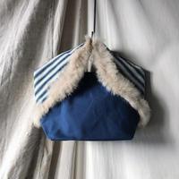 tote bag -blanket- / min baggage   oeuf.f別注