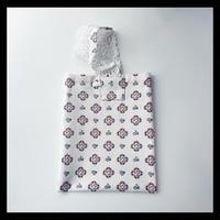 vintage  cloth mini bag