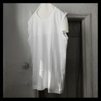 cotton nosleeve T / gicipi