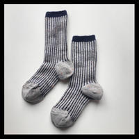 stripe socks  /  agitation's diary