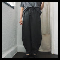 gasa*grue     /     Linen pants -ミサへ出かける準備-