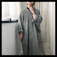 Linen robe  千鳥  / pub