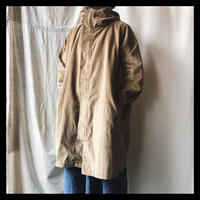 corduroy food coat  /  yarmo