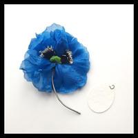 silk corsage     /     la  fleur