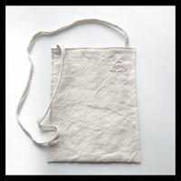 linen bag     /     min baggage