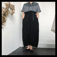 balloon pants / kyupura black