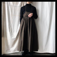 apron one-piece /     original      [ 再入荷  ]