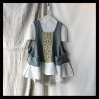 knit vest  -いとまき- / GASA*