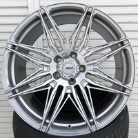 新品セット ベンツ W463 Gクラス ゲレンデ ADV1 ADV08 22インチ シルバー+コンチネンタルタイヤ