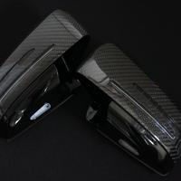 ベンツ CLSクラス W218/C218 カーボン ドアミラーカバー ハウジング 商品番号3694