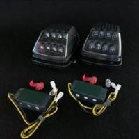 ベンツ Gクラス W463 ゲレンデ LED ウィンカー インナーマットブラック 商品番号4182