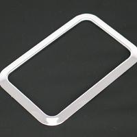 ベンツ Eクラス W210 クロームメッキ シフト ボード リング 商品番号0069