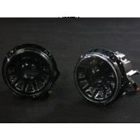 ベンツGクラス W463 ゲレンデ 7LEDハロゲン ヘッドライト インナーブラック 商品番号3703