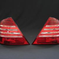 ベンツ Eクラス W211 前期 セダン W220スタイル テールランプ 商品番号0747