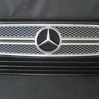 決算処分品 ベンツ Gクラス W463 ゲレンデ G65スタイルグリル 2ファン車対応品 197オブシディアンブラック 商品番号3209