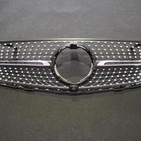 ベンツ GLCクラス X253 前期 ダイアモンドグリル ブラックフィン 商品番号4269