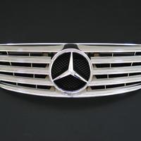 ベンツ Eクラス W211 前期 SLスタイルグリル クローム 商品番号0156