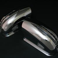 ベンツ Cクラス W203 アローミラー オールクローム メッキ 商品番号2357