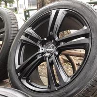 新品 ベンツ Gクラス W463/W463A カールソン 1/5 EVO2 マットブラックエディション 22インチ TOYOタイヤ付
