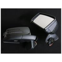 ベンツGクラス W463 ゲレンデ 2013yスタイル ドアミラー 197オブシディアンブラック塗装済 商品番号3341