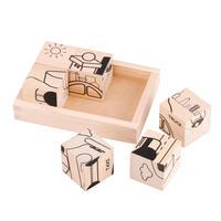 六面体ブロック