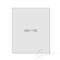 【ORDER MADE】 ART PANEL 600mm x 700mm