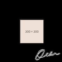 【ORDER MADE】ART PANEL 300mm x 300mm