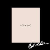 【ORDER MADE】ART PANEL 500mm x 600mm