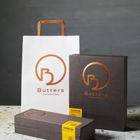 【御歳暮熨斗有・紙袋有】Craft Butter Cake 40個(10個入×4箱)