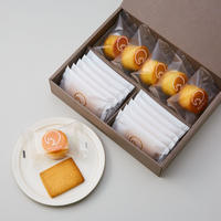 【御中元熨斗】バターケーキ&サブレ サマーギフトボックス