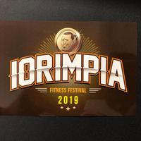 IORIMPIA2019ステッカー