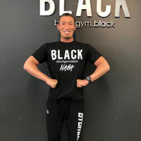 BLACK GYM那覇Tシャツ(初代)