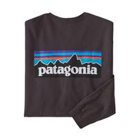 Patagonia(パタゴニア) メンズ・ロングスリーブ・P-6ロゴ・レスポンシビリティー #38518  (BABN)