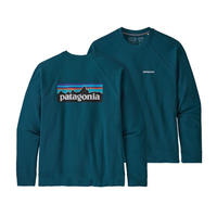 Patagonia (パタゴニア) メンズ・P-6 ロゴ・オーガニック・クルー・スウェットシャツ #39603 (CTRB) 31&81-pt39603