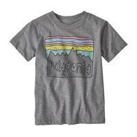 Patagonia(パタゴニア) ベビー・フィッツロイ・スカイズ・オーガニック・Tシャツ #60419 (GLH)