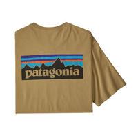 Patagonia(パタゴニア) メンズ・P-6ロゴ・オーガニックコットンTシャツ #38535 (CSC)