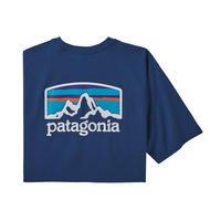 Patagonia(パタゴニア) メンズ・フィッツロイ・ホライゾンズ・レスポンシビリティー #38501 Superior Blue (SPRB)