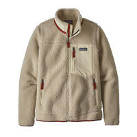 Patagonia(パタゴニア) ウィメンズ・クラシック・レトロX・ジャケット  #23074    Natural w/Oyster White (NAOW) ■予約販売スタート!■