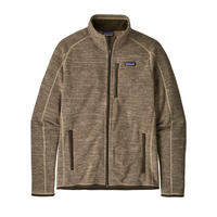 Patagonia(パタゴニア) メンズ・ベター・セーター・ジャケット  #25528   Pale Khaki (PEK) ■販売スタート!