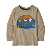 Patagonia(パタゴニア) ベビー・ロングスリーブ・グラフィック・オーガニック・Tシャツ  #60370    (FFEK)【137 - PT60370】