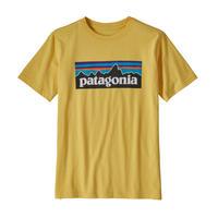 Patagonia(パタゴニア) レディース対応 ボーイズ・P-6ロゴ・オーガニック・Tシャツ #62153 60&131 - PT62153   (SUYE)