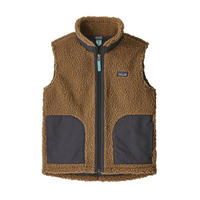 Patagonia(パタゴニア) キッズ・レトロX・ベスト  #65619  Coriander Brown (COI) [商品管理番号:98-134-ptretrovk]
