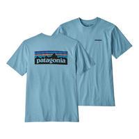 Patagonia(パタゴニア) メンズ・P-6ロゴ・レスポンシビリティー #39174 Break Up Blue (BUPB)